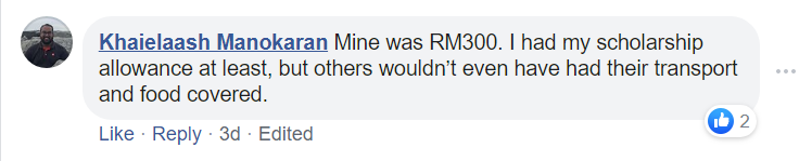 FB comment on MBL's post 1