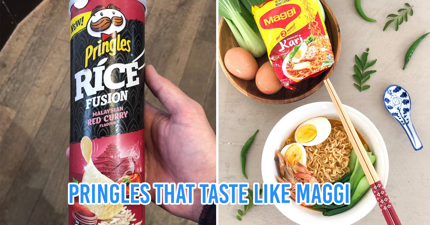 Pringles red curry