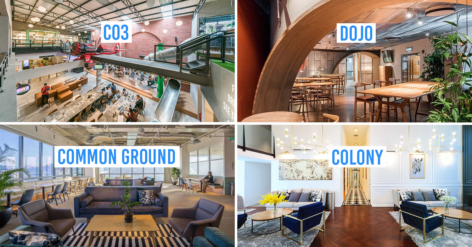 coworking spaces cover pic 2