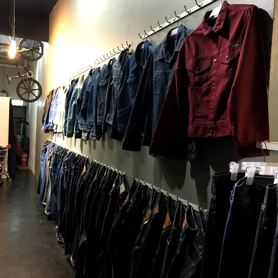 denim jackets and jeans from klumby