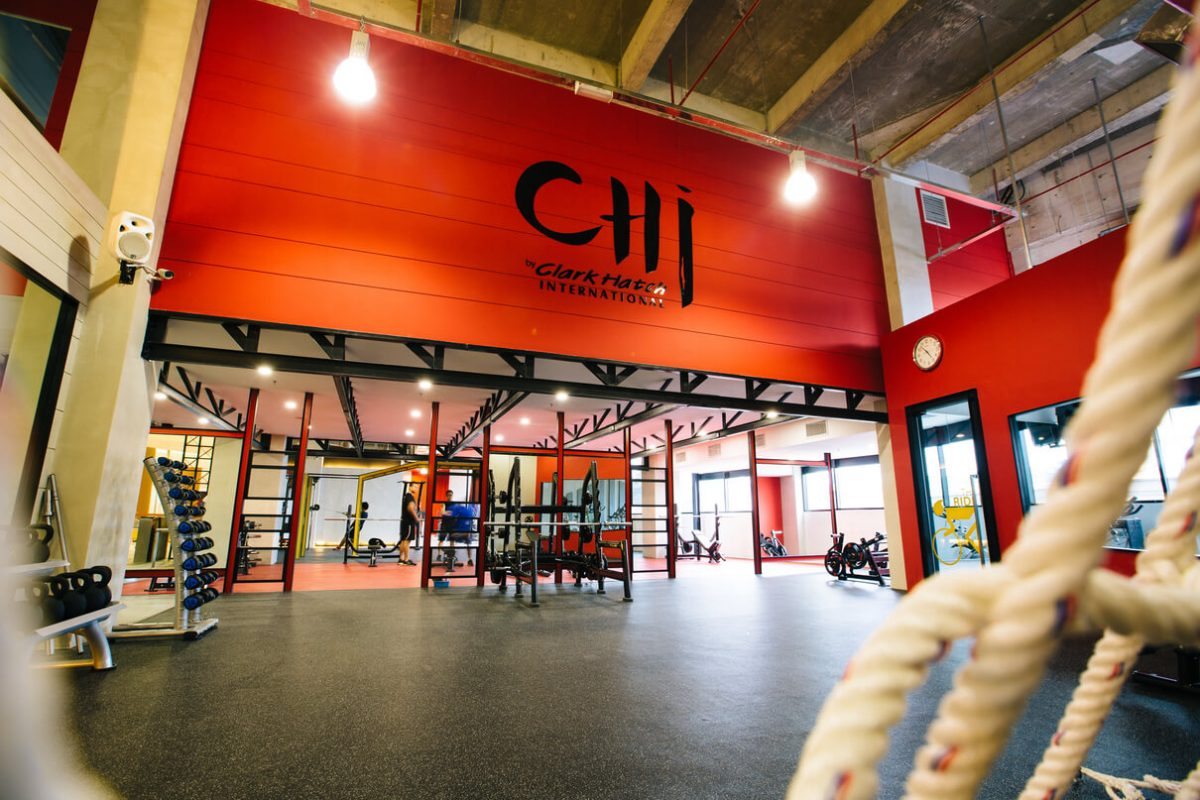 Chi Fitness gym