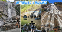 15 Gorgeous Waterfalls In Malaysia Even Beginners Can Hike To