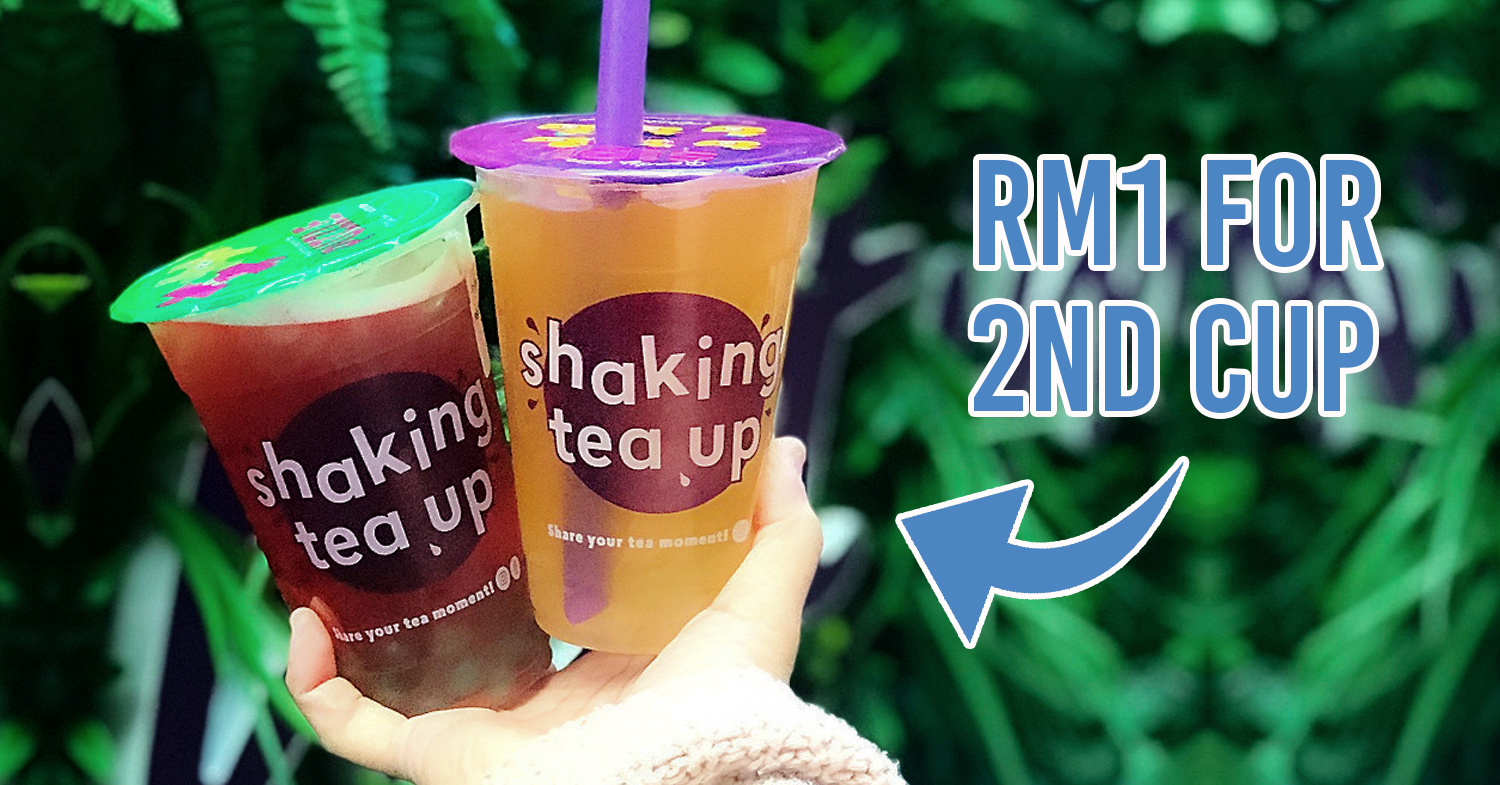 Bubble Teas in KL