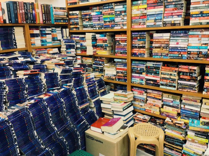 Cheap books in Klang Valley