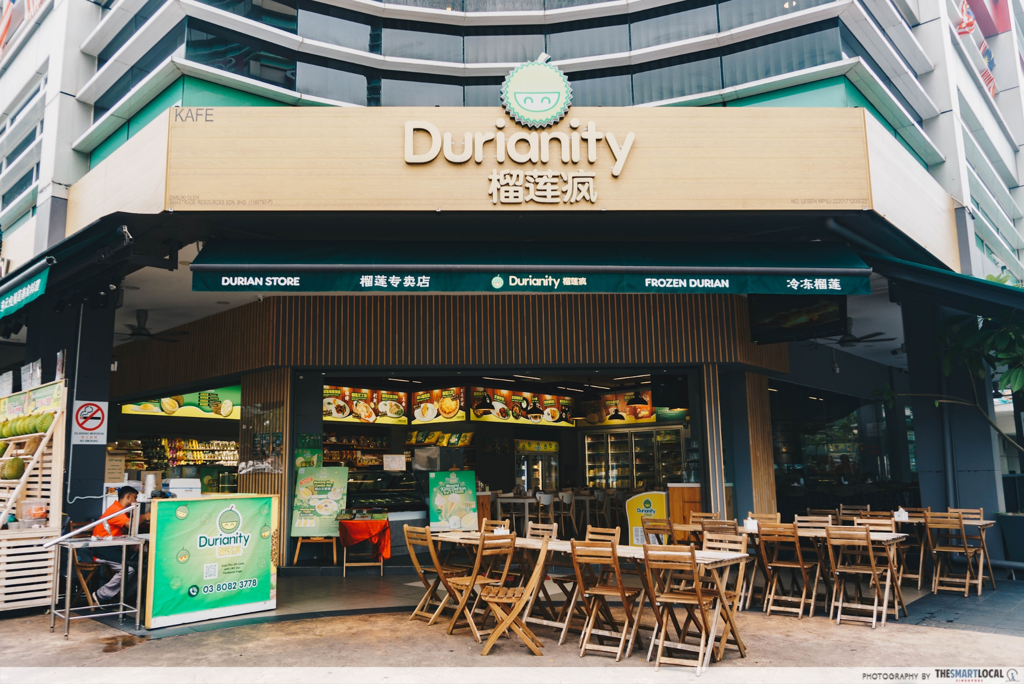 Durianity in Puchong