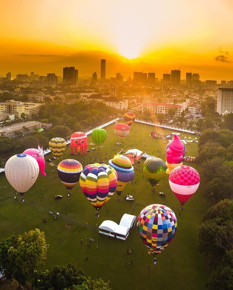 Things to do in KL, Johor, Penang February 2020