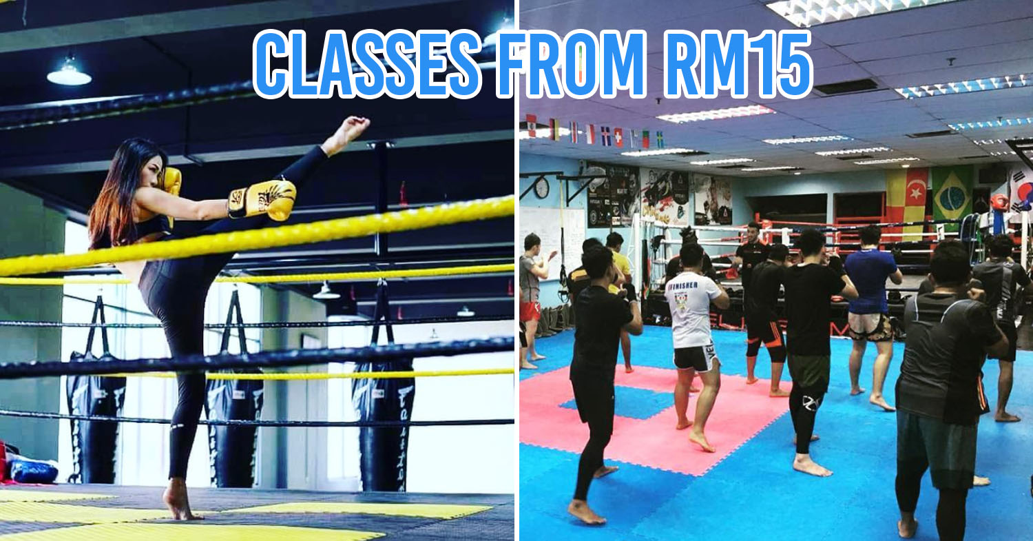 MMA Classes KL