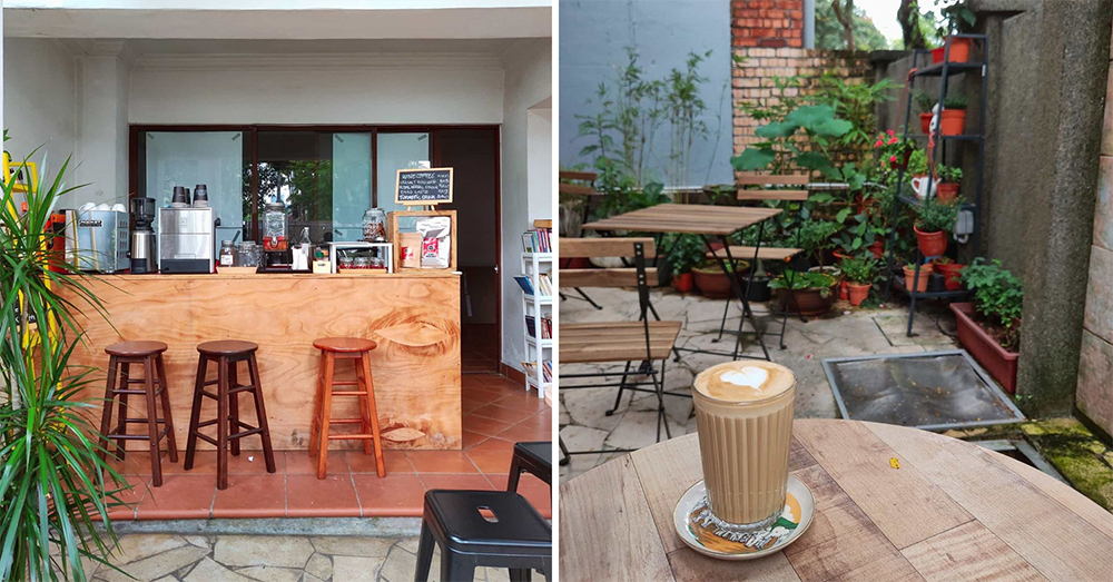 Coffee specialty cafes KL