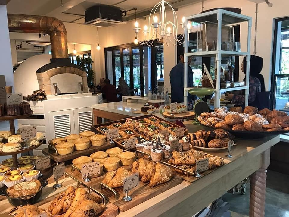 Kenny Hills Bakers pastry spread