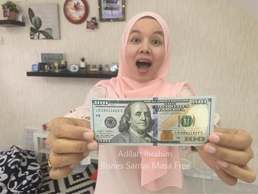 M'sian housewife makes 4 figures a month