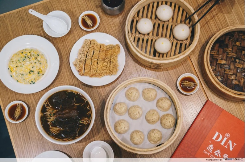 Din by Din Tai Fung at Mid Valley Southkey