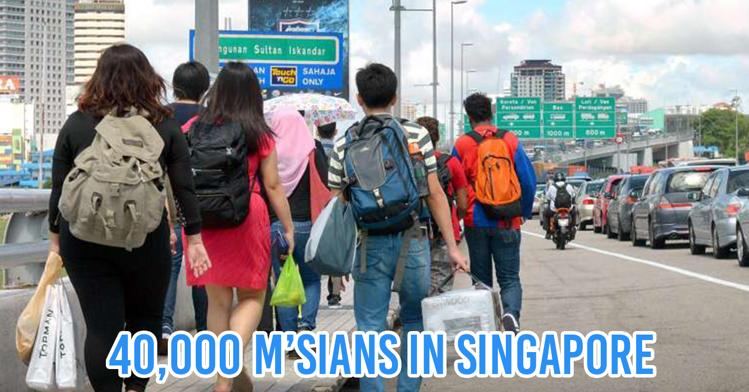 10,000 quarantine rooms prepared for Malaysians returning from Singapore cover pic