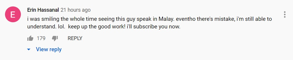 youtube comment (1)