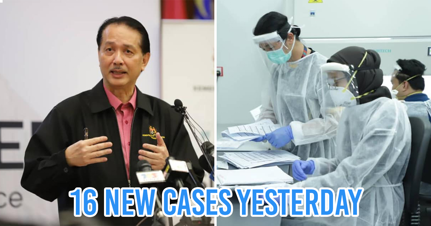 16 new covid-19 cases in malaysia cover pic
