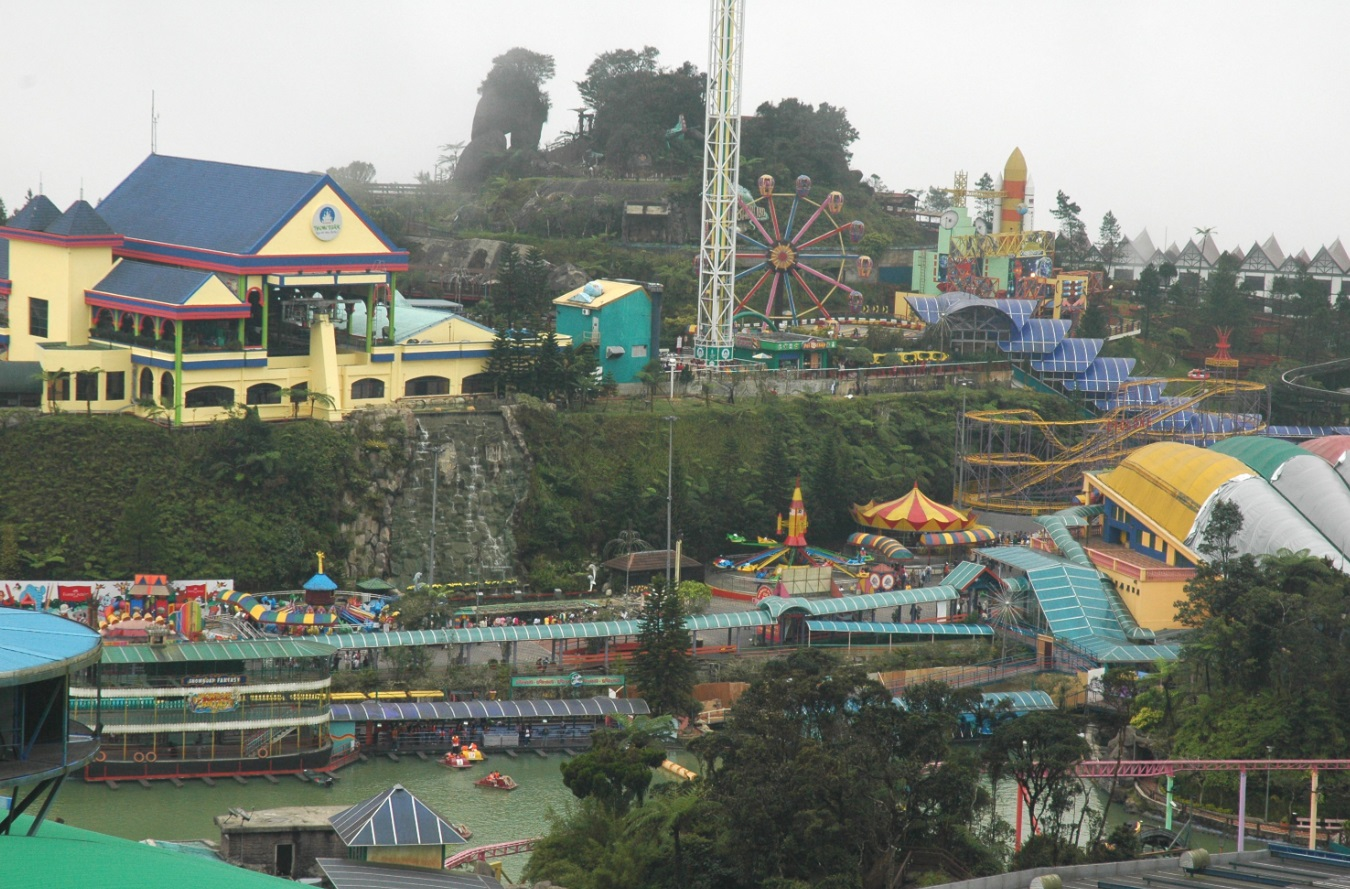 genting old theme park