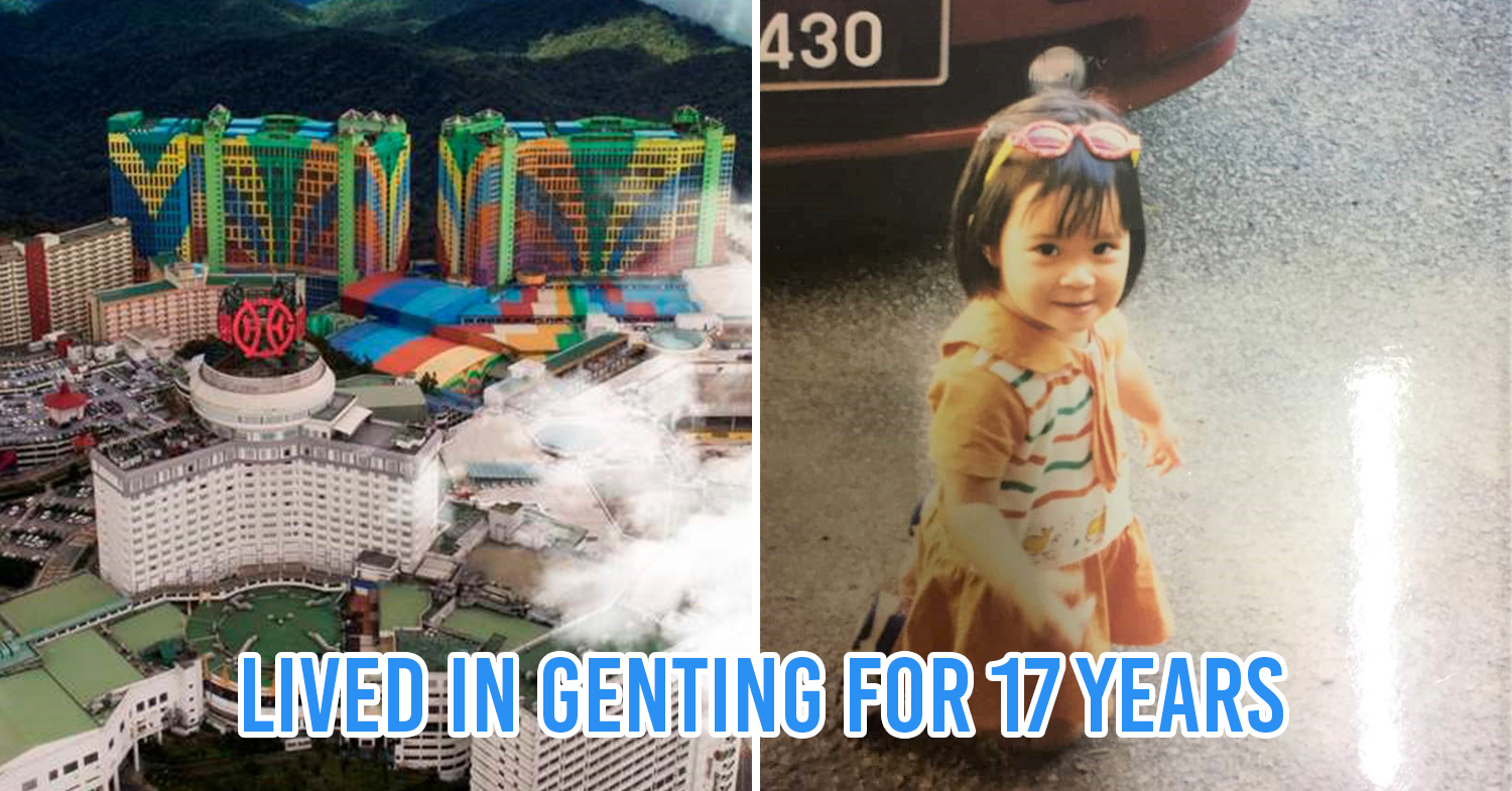 life in genting highlands cover pic