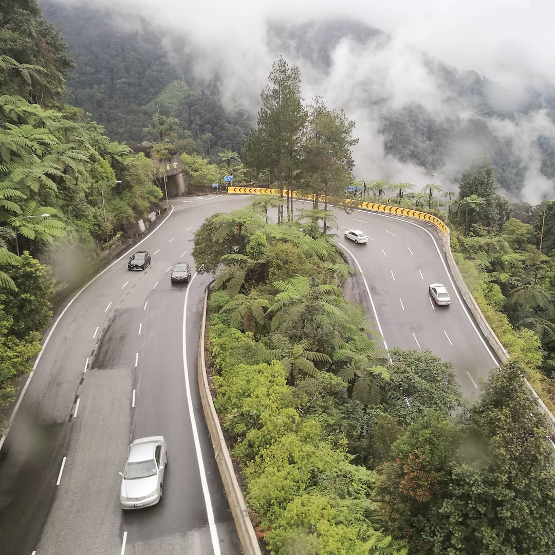 genting winding roads