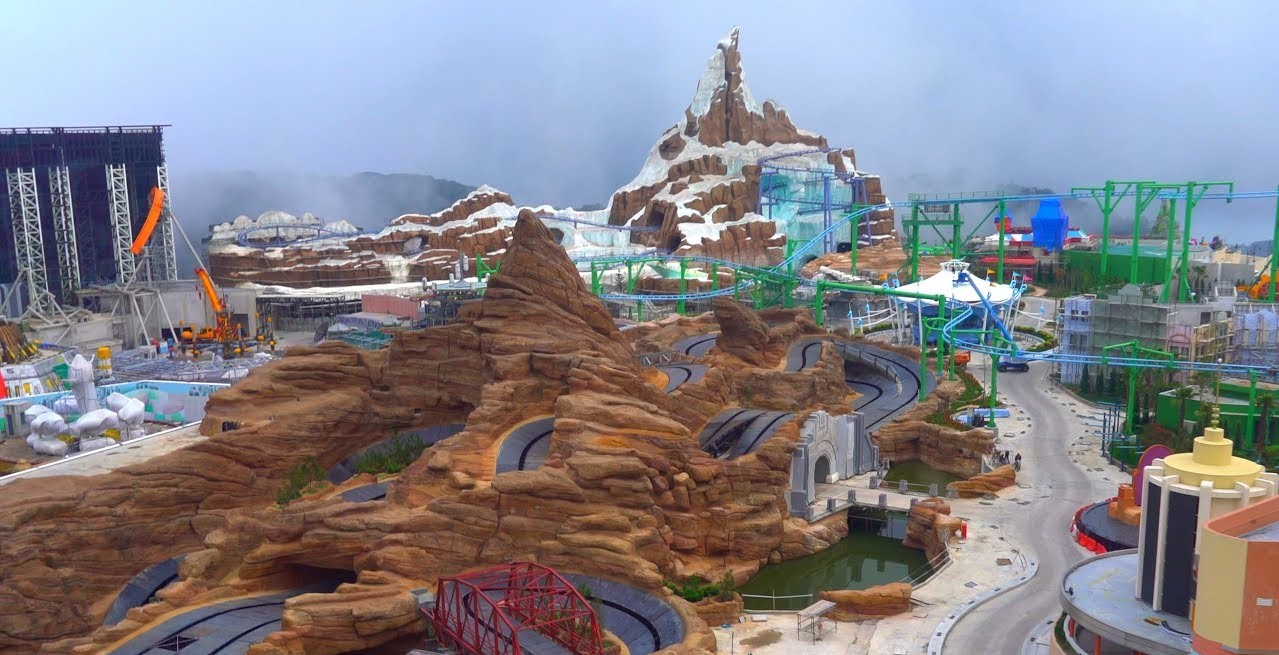 genting highlands new theme park