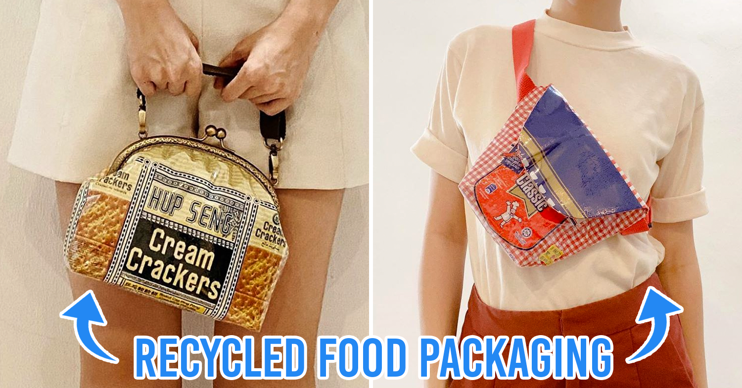 Food-inspired bags for Malaysians fashion forwards