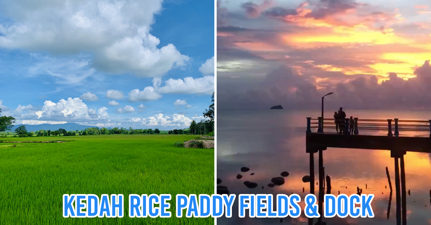 The best of nature in Kedah