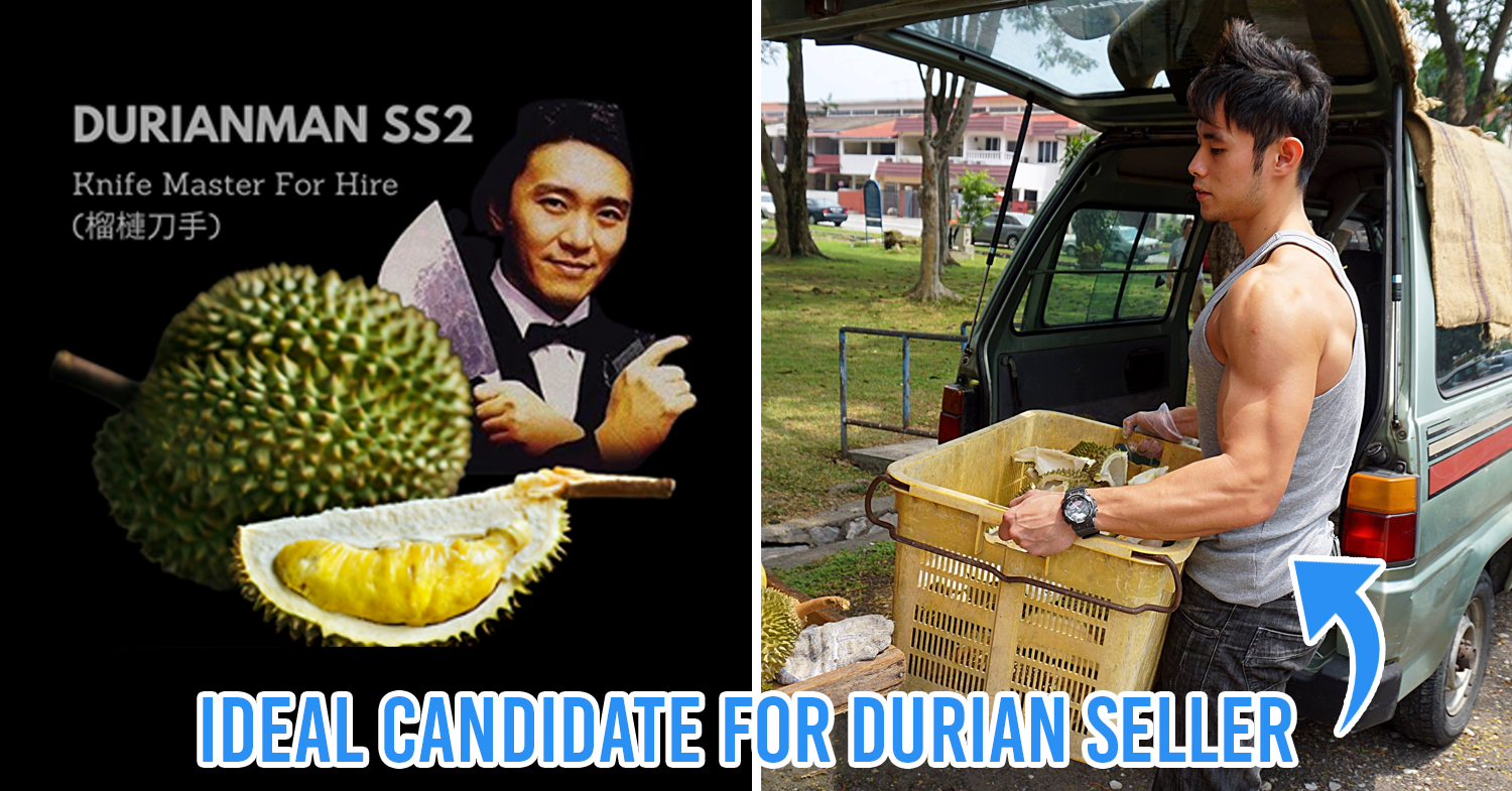Durian SS2 榴莲鲜生 Durianman
