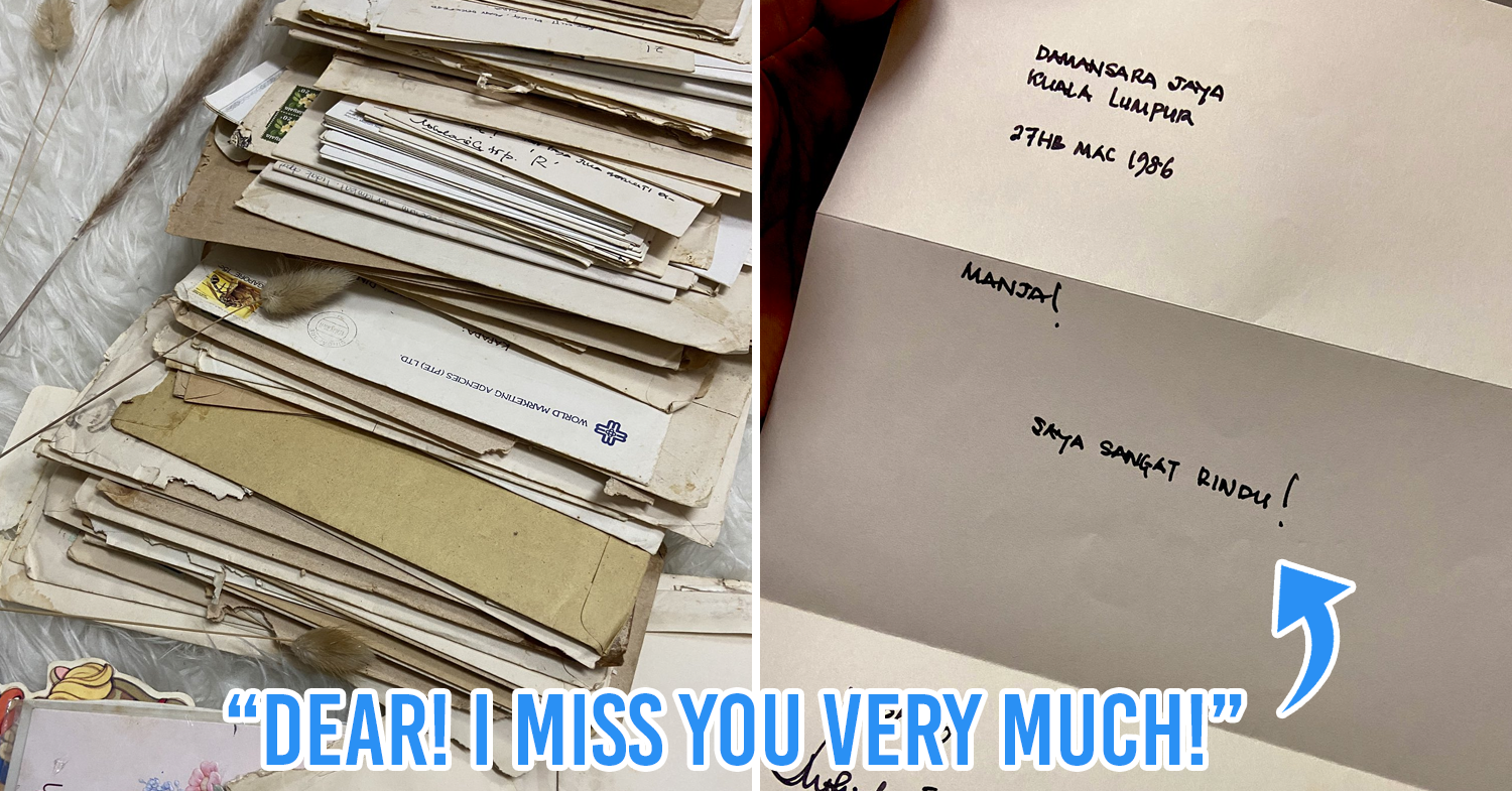 Letters from Malaysian dad