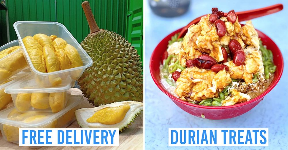 Durian delivery services in Klang Valley