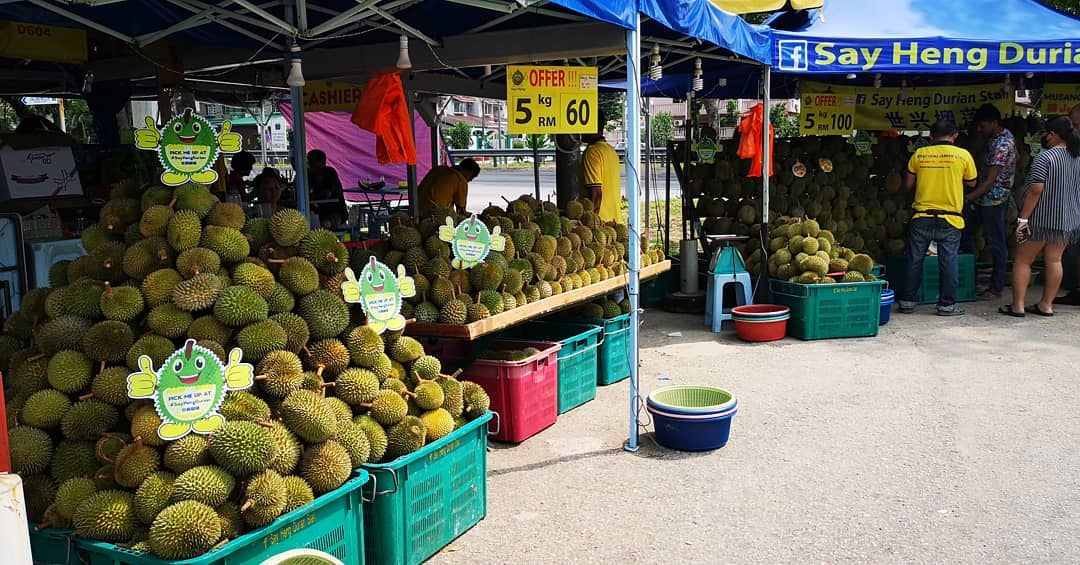 Say Heng Durian Stall