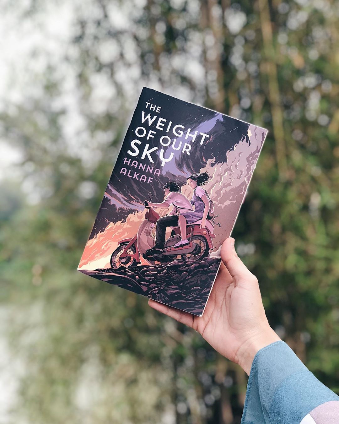 New Malaysian novels - The Weight of Our Sky