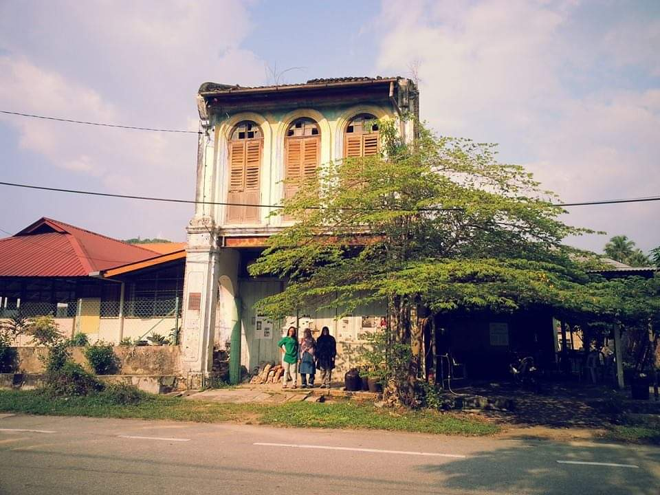 Papan in Ipoh - Sybil's shophouse