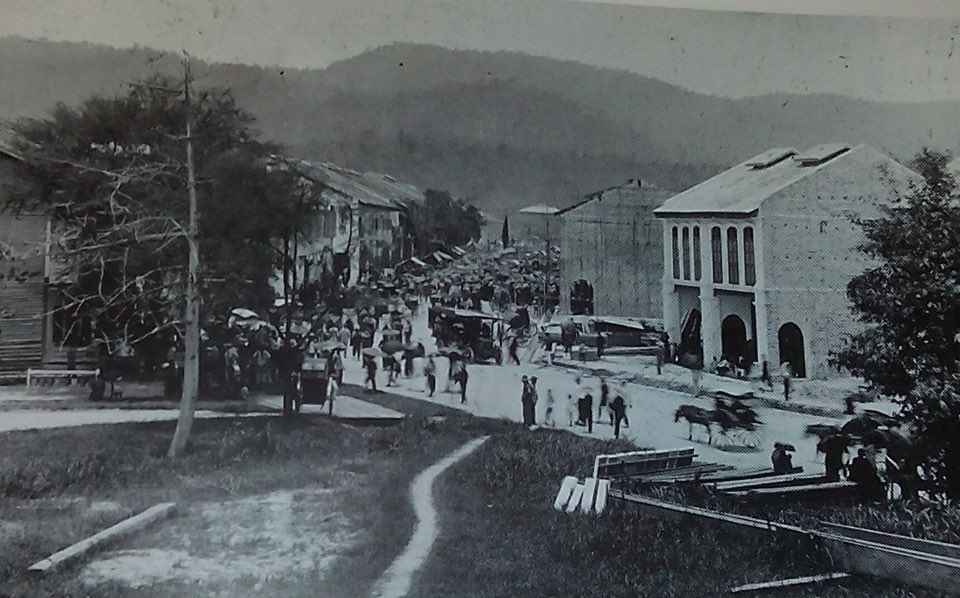Papan in Ipoh - Papan in the 1900s