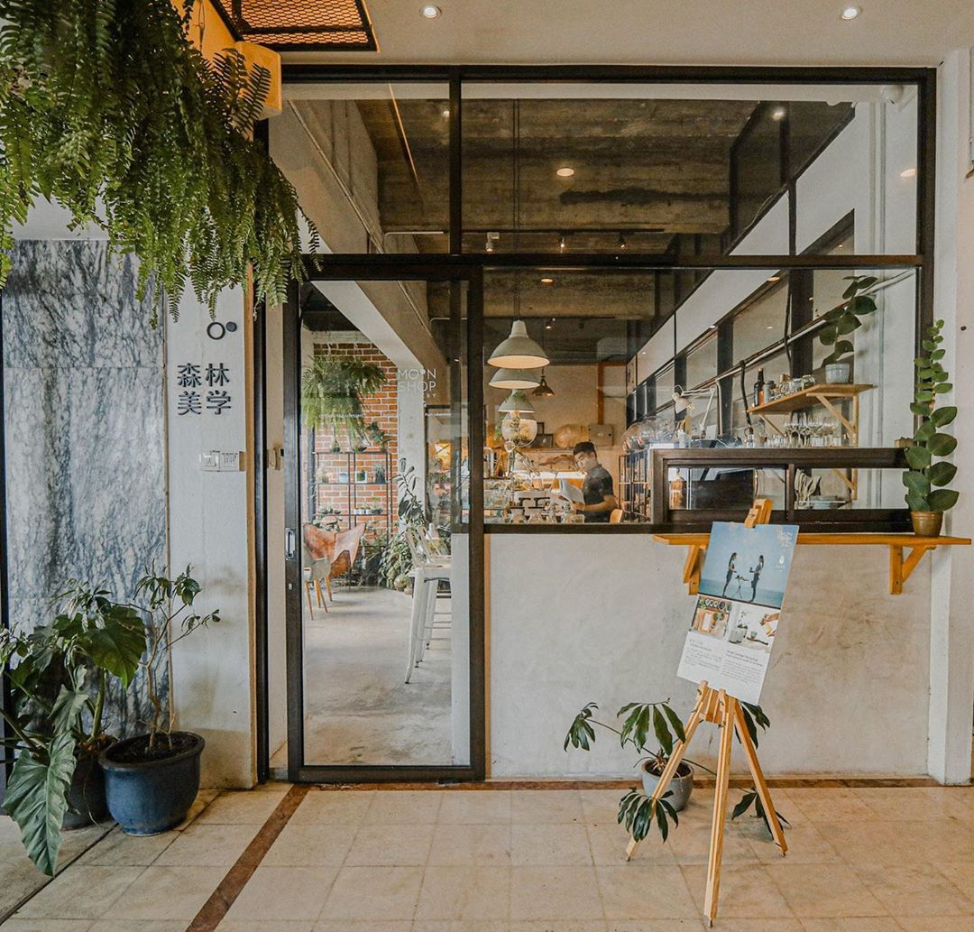Penang cafes - Forest Canteen