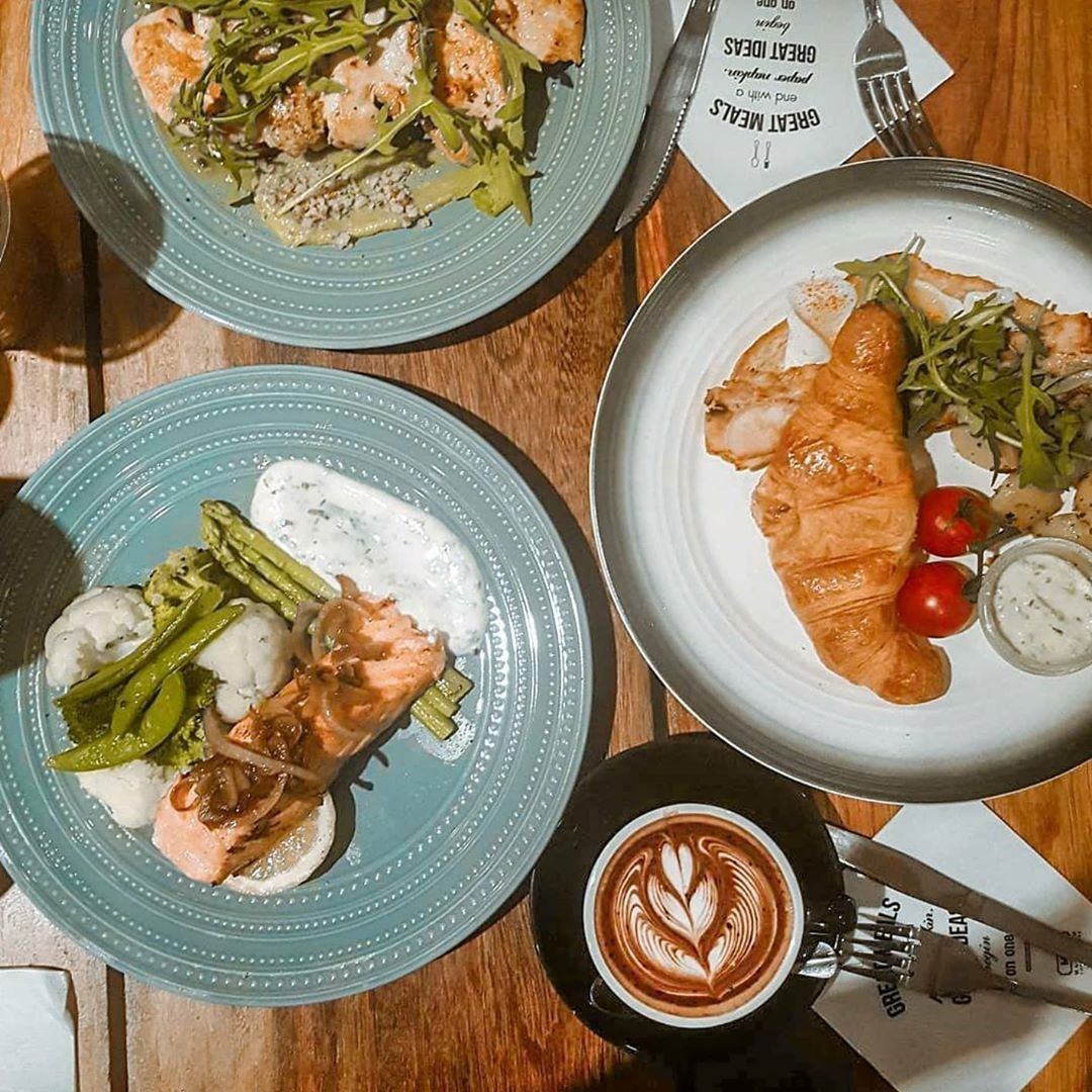 Penang cafes - Macallum Connoisseurs Coffee Co