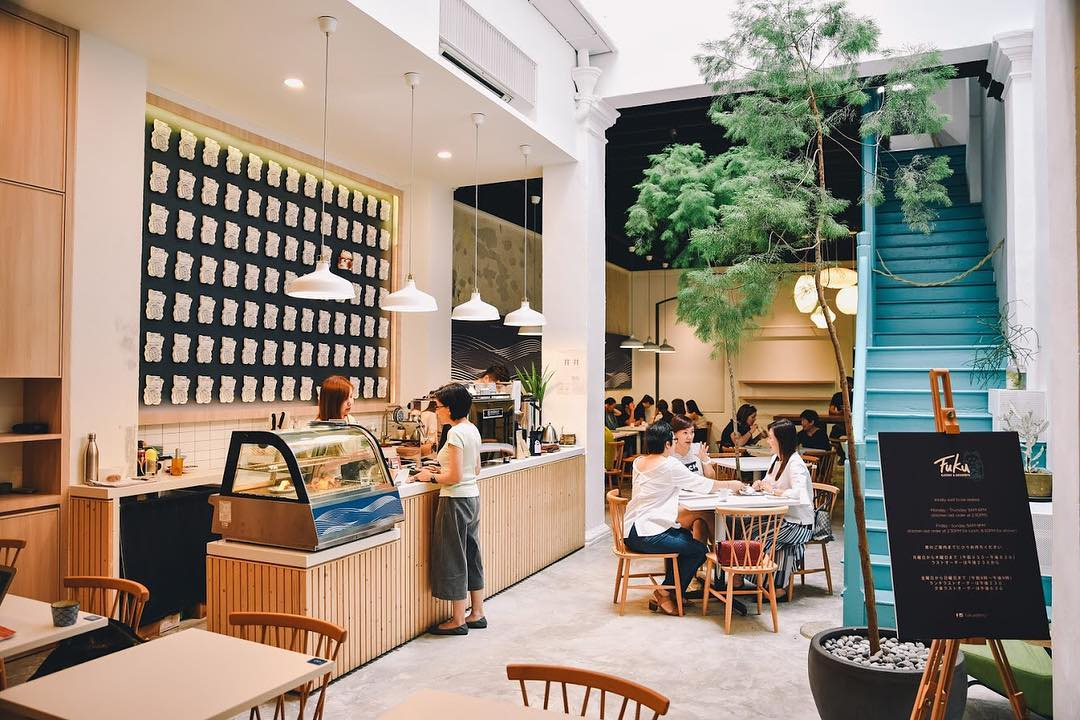 Penang Cafes - Fuku Eatery and Desserts