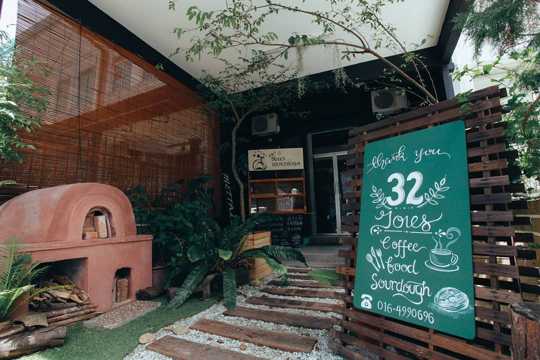 Penang Cafes - Joie's Sourdough and Cafe