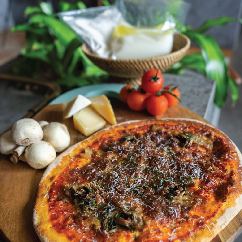 Home Cooking Kits - Botanica+Co's Pizza Kit