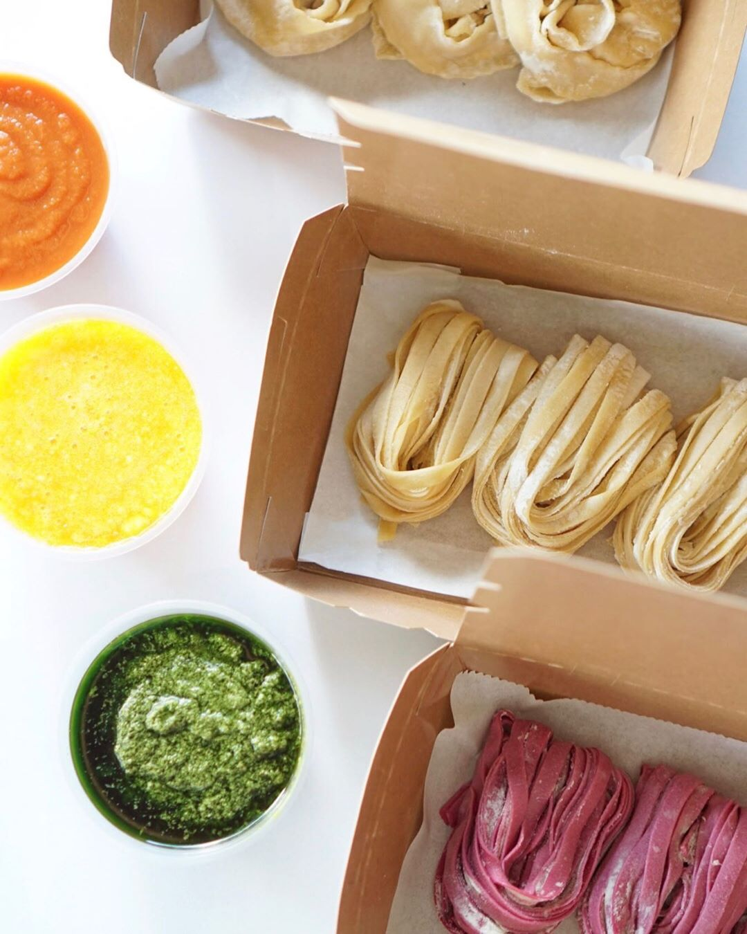 Home Cooking Kits - Little Pasta cooking kit