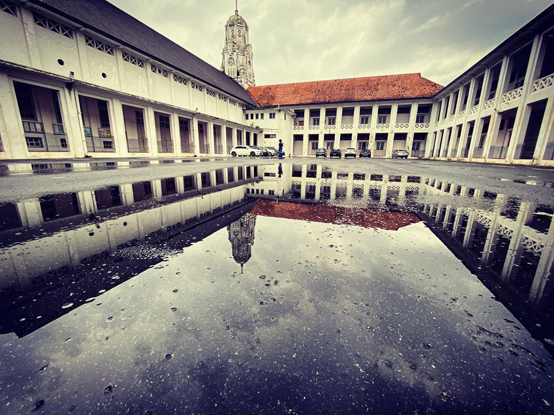 haunted places malaysia - victoria institution