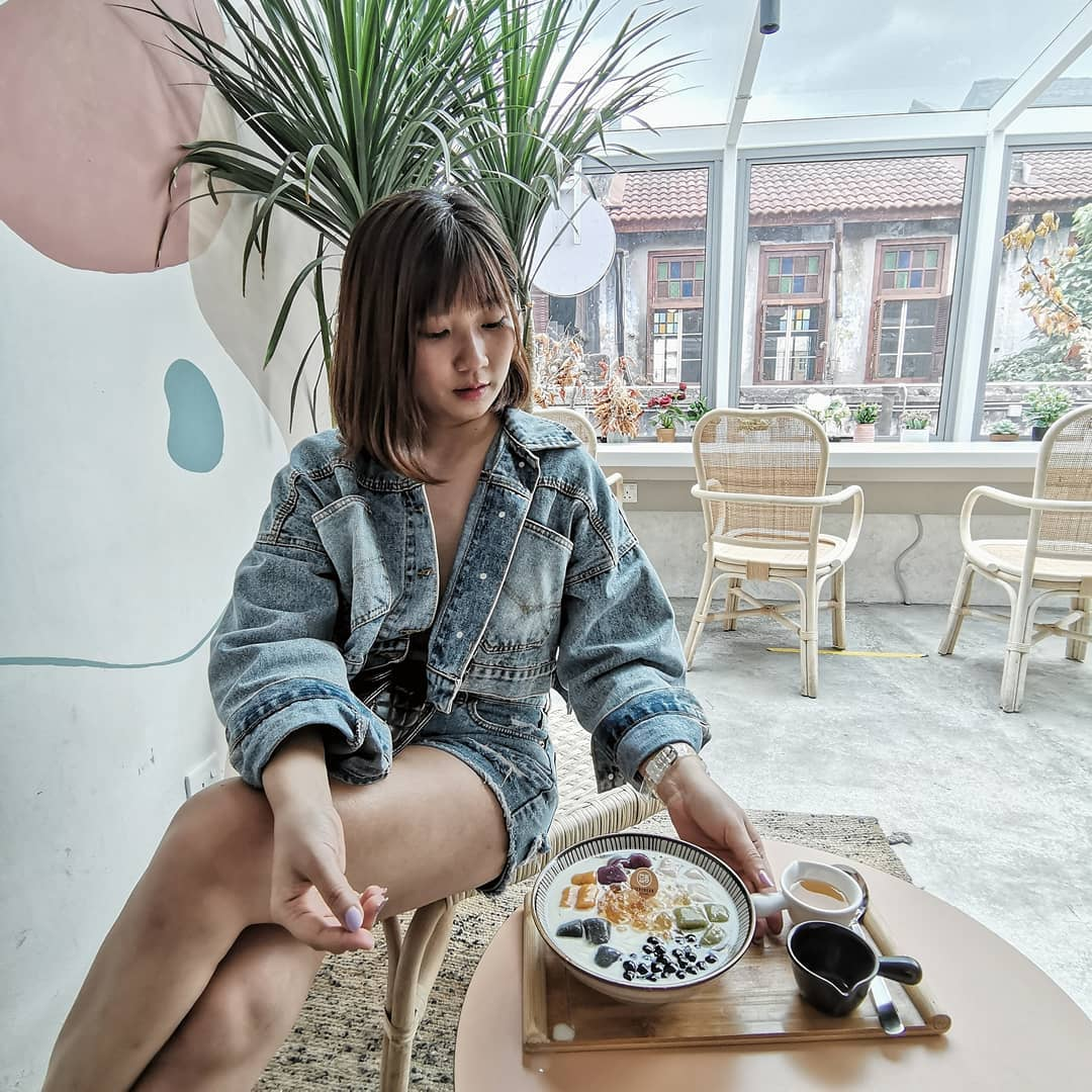 petaling street cafes - the soybean factory