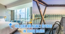 New Holiday Inn Johor Bahru City Centre Is 5 Minutes Away From JB Checkpoint; Priced From RM175/Night