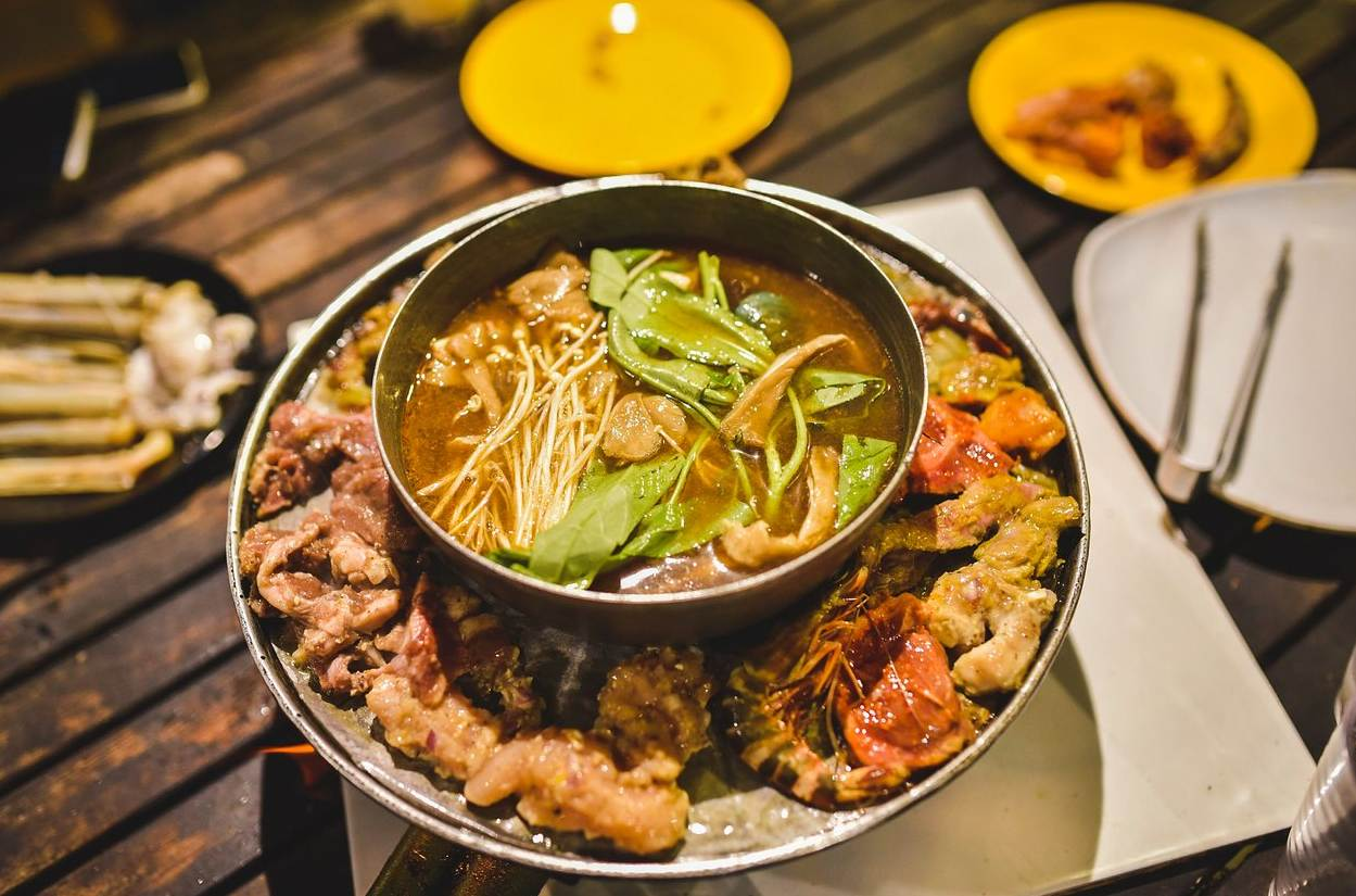 Restaurants in Puchong - Asap Steamboat & Grill