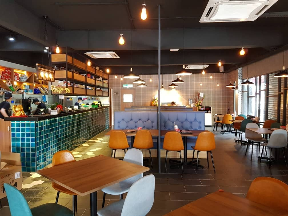 Supper Places in KL - Togather interior