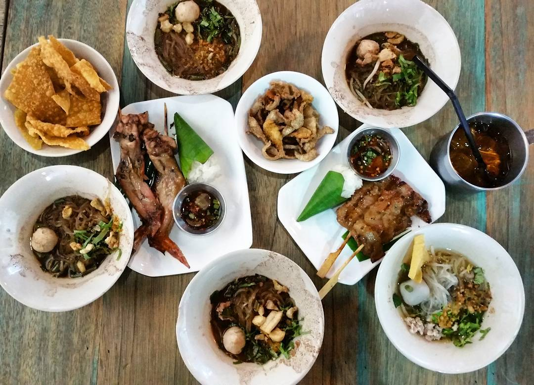 Supper Places in KL - Thailicious