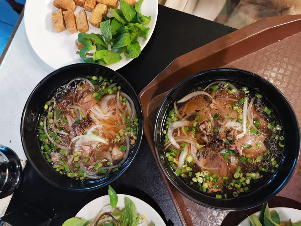 Supper Places in KL - Saigon Station pho