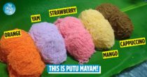 Ipoh Man Sells Putu Mayam From RM2 In 14 Flavours, Made From Scratch Despite Arm Pain From Old Injury