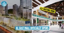 Newly Opened KL East Mall Has An Ice Skating Rink, Rock Climbing Gym & Artisanal Cafes