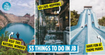 53 Things To Do In Johor Bahru - Blue Lagoon, RM2 Carnival Rides & Animal Sanctuary