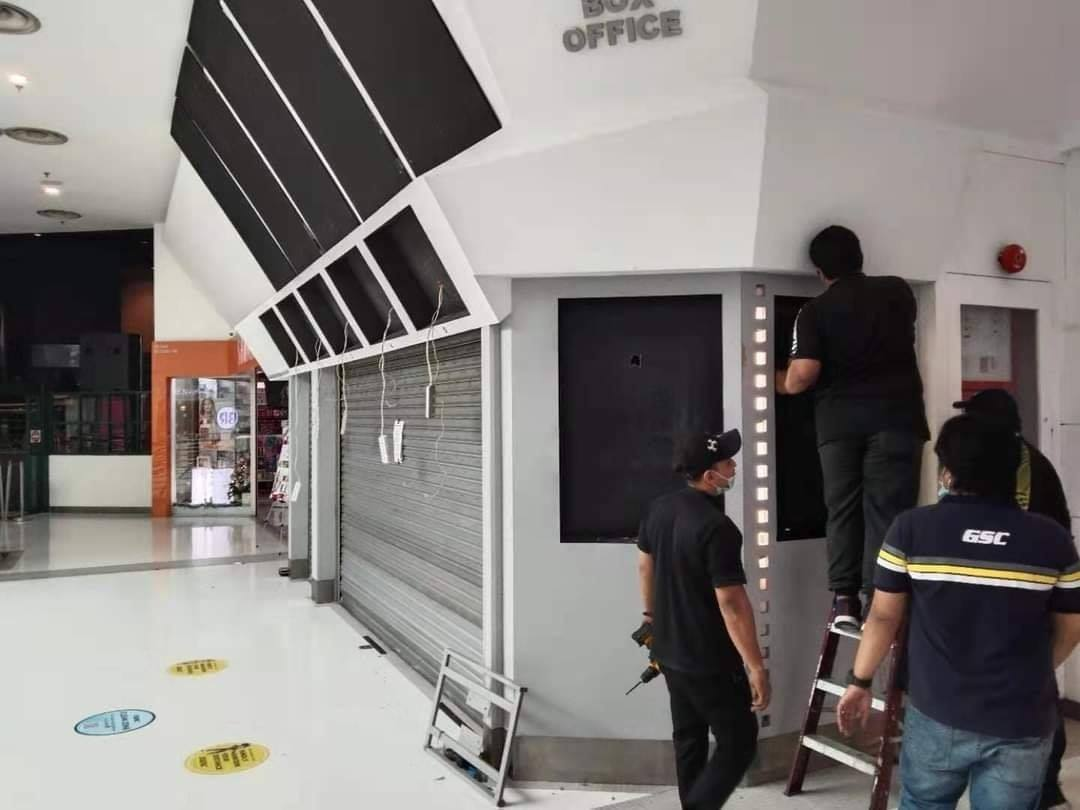 GSC Closing Outlets in Cheras Leisure Mall & Berjaya Times Square