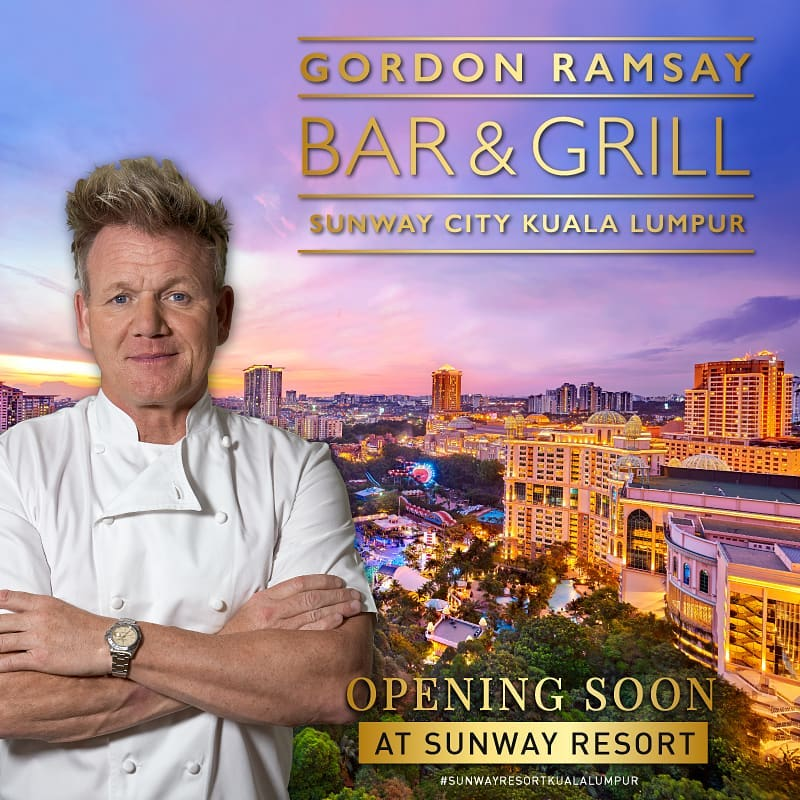 Gordon Ramsay Bar And Grill In Sunway Resort (1)