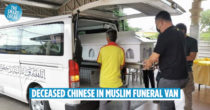 Man Sends Deceased Chinese Back Home In Muslim Hearse For Free As Family Couldn't Afford Service